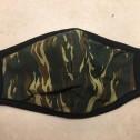 Μάσκα Προσώπου Παιδική 7-14 ετών - Face mask for kids 7-14 years - Μασκα παραλλαγή - Military pattern