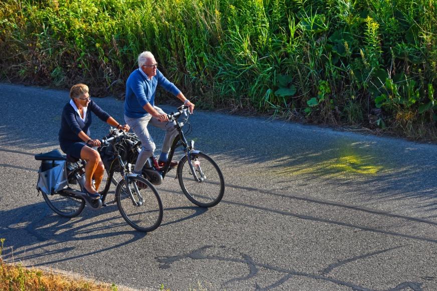 cykel och tävla Ekomuseum