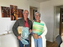 Vid Ekomuseets cykeltävling gick andra pris till Bengt Kaspersson. En tavla av konstnären Emanuela Pettersson, Okome. Bengt vann även femte pris ett kitt av cykelväska, ringklocka och sadelskydd som var skänkt av Athis Såg och Motor i Fridhemsberg.