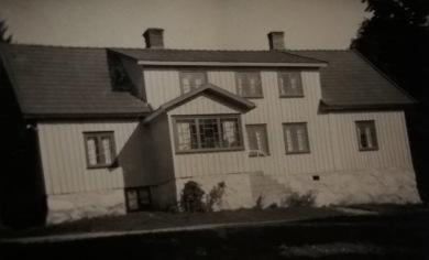 Näraby gård, förmodligen runt 1930-talet