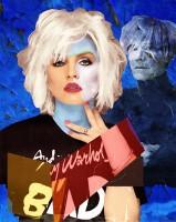DEBBIE HARRY - Warhol