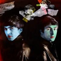 JOHN & GEORGE *61x61 cm*