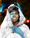 ARETHA FRANKLIN #1CARTearthLIGHTfb