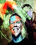 METALLICA-JAMES HETFIELD #1