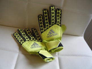 Målvakts handskar JR