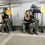Hissmaskin med drivskivor & HR