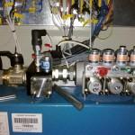 Hydraulblock till en hydraulhiss