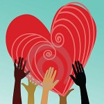 multicultural-hands-holding-heart-18081860