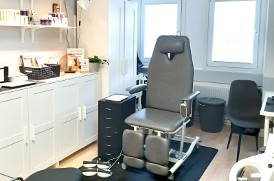 Medicinsk fotvård i Haninge hos Fru Persson