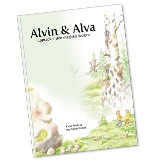 Alvin och Alva upptäcker den magiska skogen - Alvin och Alva upptäcker den magiska skogen