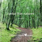 Tankar från naturen inkl skrivbok