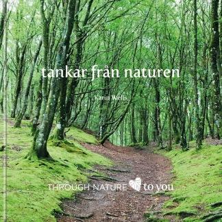 Tankar från naturen inkl skrivbok -