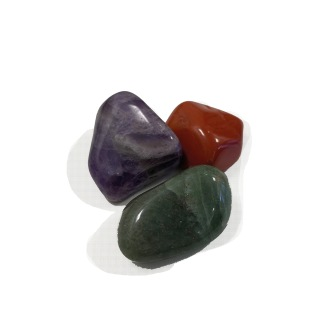 Paket med stenarna -