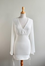 Kort klänning från M