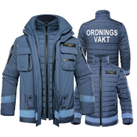 OV Multijacka Vinter med OV-foder, Robust