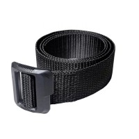 FC: 1.5″ Ripstop Nylon Webbing EDC Tactical Duty Belt – Black