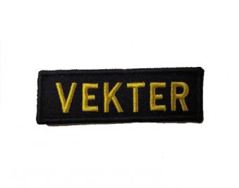 Norsk Vekter Emblem Brodyr