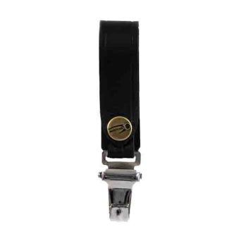 Safetysec Nyckelhållare i läder 17 cm