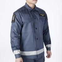 NY OV Tactical Shirtjacket i Stretch, Robust