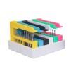 Disk- och lådställ för 4-8 BORRIX Original - VITT Diskställ för 6 BORRIX original