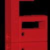 Borrix Mini - Borrix Mini Röd