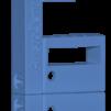 Borrix Mini - Borrix Mini Ljusblå