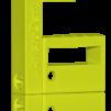 Borrix Mini - Borrix Mini Neongul