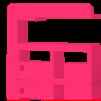 Borrix Original - Borrix Neonrosa
