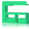 Borrix Original - Borrix Neongrön
