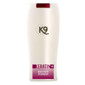 K9 Keratin+ moisture schampo -