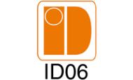 Våra anställda bär ID06 kortsystem