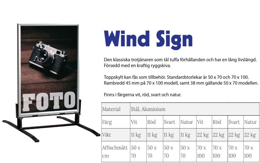 Gatupratare Wind sign