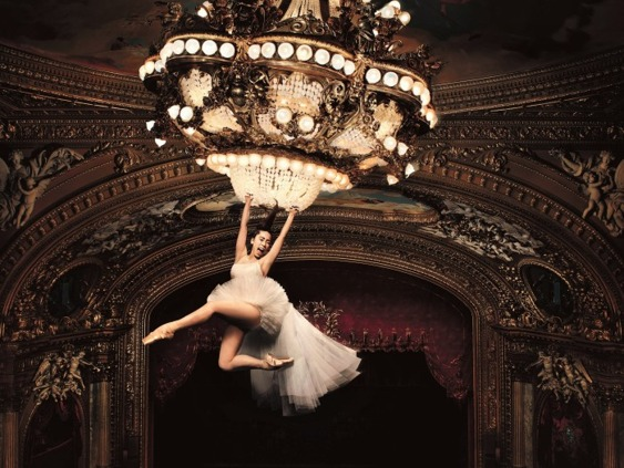 Grobe music works with the Royal Swedish Ballet