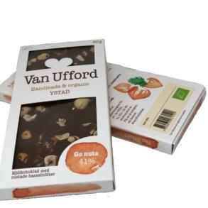 Ekologisk chokladkaka, Go Nuts