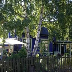 Duvbohuset långsida