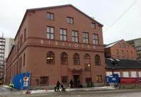 Nya biblioteket i city, Esplanaden 10, Signalfabriken