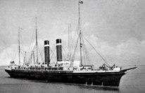 Ångbåtarna kom på 1860-talet. Men fortfarande gick det segelfartyg från Göteborg till Hull i England för byte till tåg och resa till Liverpool där ångbåt väntade