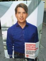 Jonas: Slumpen styr inte Sundbyberg (valaffisch)