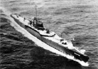 Tyskn ubåt från 1:a världskriget.