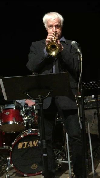 Trumpetgeniet spelar inte Allan.