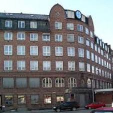 Freias fabrik 1915