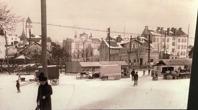 Torget 1912. Bild: Stadsmuseet