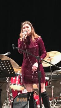 Emelie Timmer, sång, groupleader