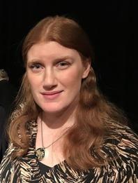 Zoie Finer (38), sångpedagog, sångare. Samtal med Zoie finns på vänstermenyn på denna sida!