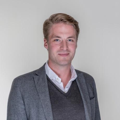 Oppositionsrådet Axel Conradi (M). Foto: Kommunen.