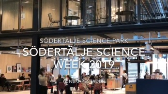 Sodertalje Science week 2019