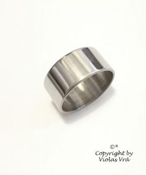 Ring Plain Silver