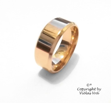 Ring Plain Rosegold