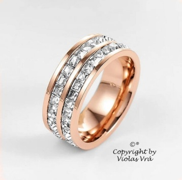 Ring Z Rosegold