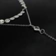 Halsband choker Dimond